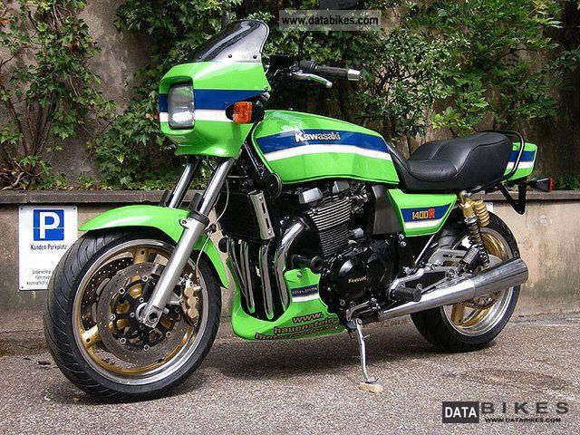 1982 Kawasaki Z 1000 R Eddie Lawson Replica 1400cc