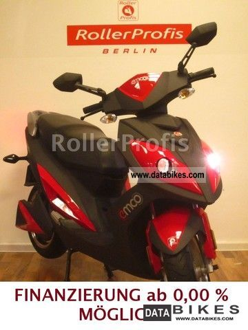 Other  EMCO novelty 2012 Electric Motorcycles photo