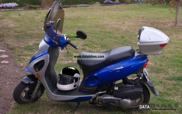 Other  Quingqi scooter QM125T-10QA 2007 Scooter photo