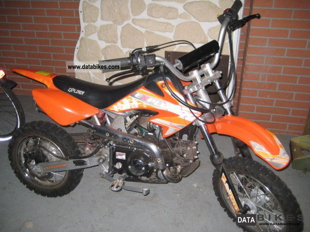 2009 Explorer  Rx Motorcycle Motorcycle photo