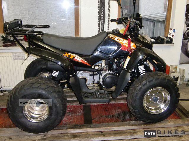 2007 CPI  XT 50 2x4 Motorcycle Quad photo