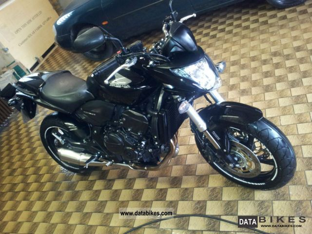 2010 Honda  CB 600 Hornet FA Motorcycle Motorcycle photo