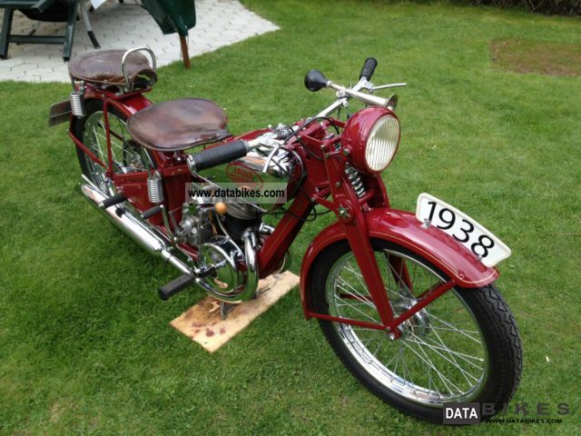 Jawa  175 Special Year 1938 1938 Vintage, Classic and Old Bikes photo