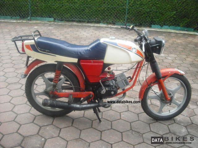 Puch  Monza 1978 Vintage, Classic and Old Bikes photo