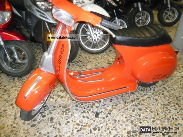 1972 Vespa  N 50cc Sport Motorcycle Scooter photo