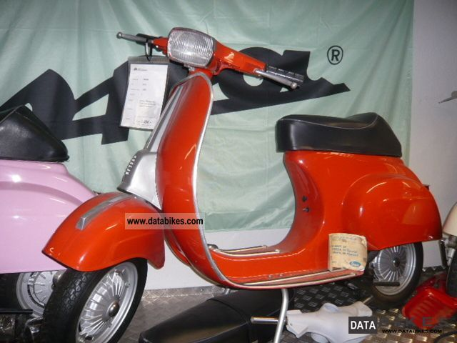 1982 vespa n 50cc. Black Bedroom Furniture Sets. Home Design Ideas