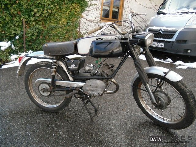 1967 Moto Guzzi  Dingo GT Motorcycle Motor-assisted Bicycle/Small Moped photo