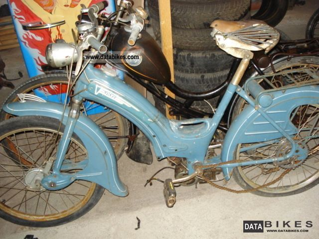 Other  Victoria Vicky 1955 Vintage, Classic and Old Bikes photo