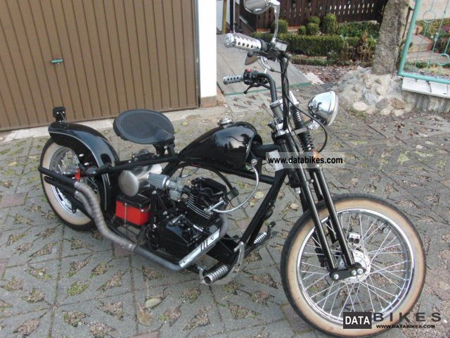 2011 Other  Oldschool Bobber Motorcycle Chopper/Cruiser photo