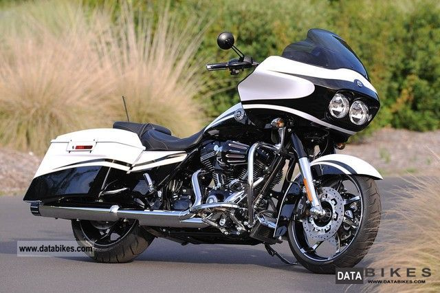 2012 Harley Davidson  CVO Road Glide Custom Motorcycle Chopper/Cruiser photo