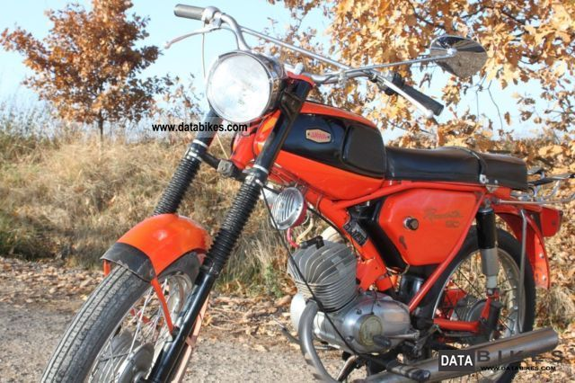 Jawa  Roadster 90 rotary vane 1972 Vintage, Classic and Old Bikes photo