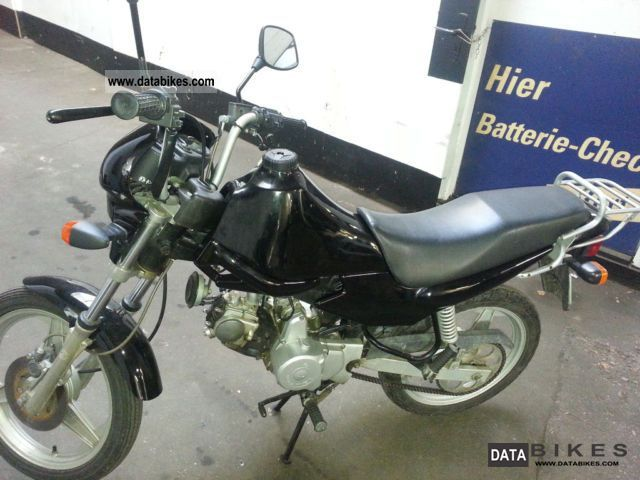 2005 Jawa  Robby 50cc Motorcycle Motor-assisted Bicycle/Small Moped photo