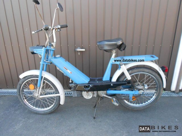 Jawa  Transistor 25 1977 Vintage, Classic and Old Bikes photo