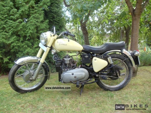 Royal Enfield  Bullet 350 DIESEL 1976 Vintage, Classic and Old Bikes photo