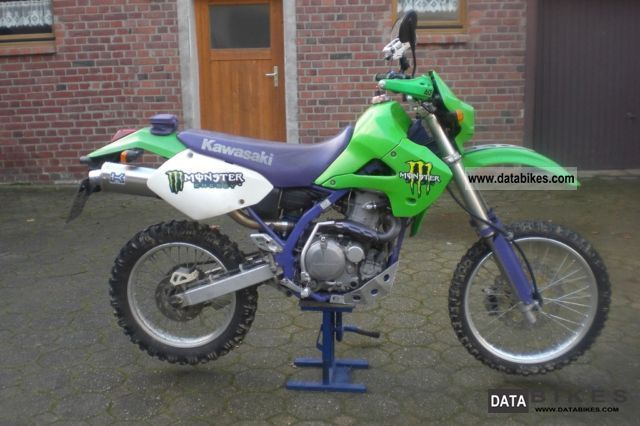 1998 Kawasaki  KLX 650 R Motorcycle Enduro/Touring Enduro photo