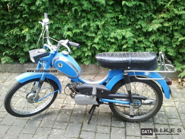 DKW  TYPE MP 4/632 1972 Vintage, Classic and Old Bikes photo
