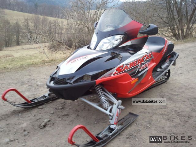 2005 Arctic Cat  500 LX Motorcycle Other photo