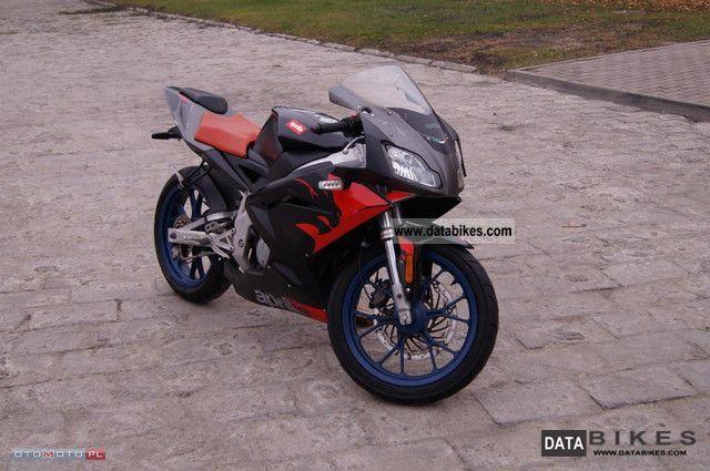 Aprilia  RS 2010 Lightweight Motorcycle/Motorbike photo