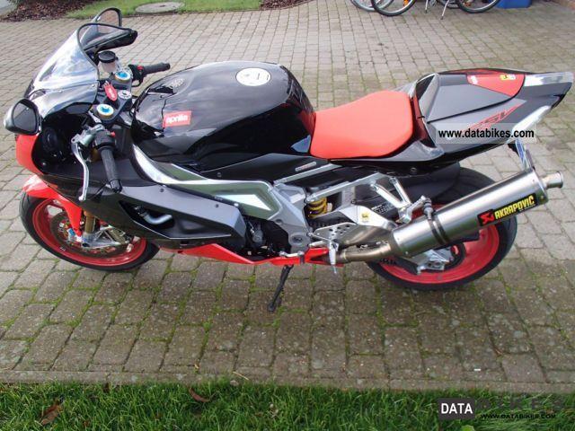 2008 Aprilia  RSV Mille 1000 Motorcycle Sports/Super Sports Bike photo