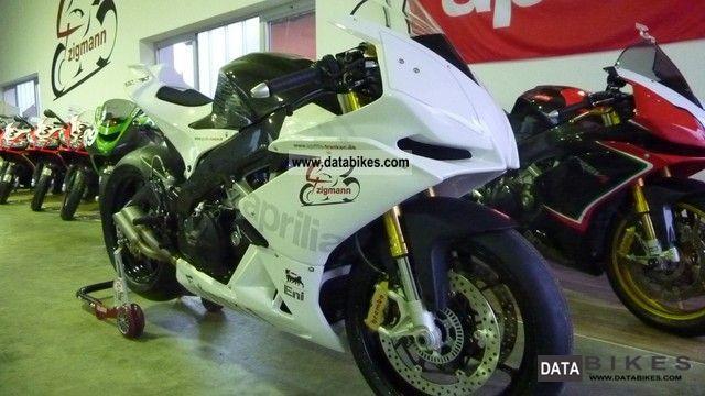 2012 Aprilia  RSV4R APRC 2012er racing machine Motorcycle Racing photo
