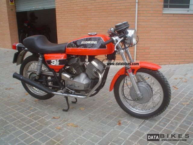 Moto Morini  350 Sport 1976 Vintage, Classic and Old Bikes photo