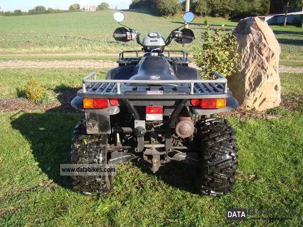 polaris 700 sportsman 2002 twin 4x4 quad atv