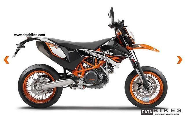 2012 KTM  SMC-R model 690 2013 Motorcycle Super Moto photo