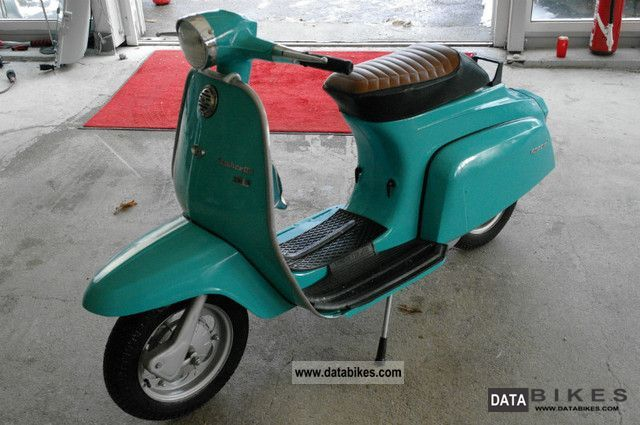 Other  Lambretta Special 1969 Vintage, Classic and Old Bikes photo