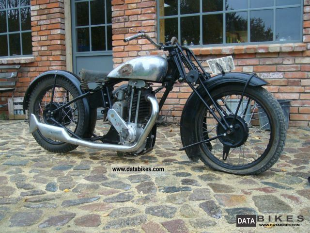 Other  JAP 500ohv 1935 Vintage, Classic and Old Bikes photo