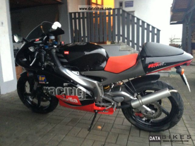 1999 Aprilia  rs replica Motorcycle Motor-assisted Bicycle/Small Moped photo