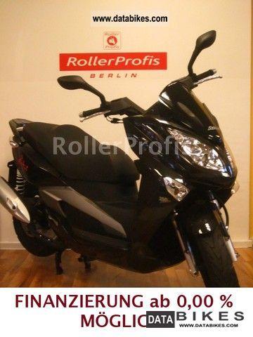 2012 Aeon  Elite 350 Motorcycle Scooter photo