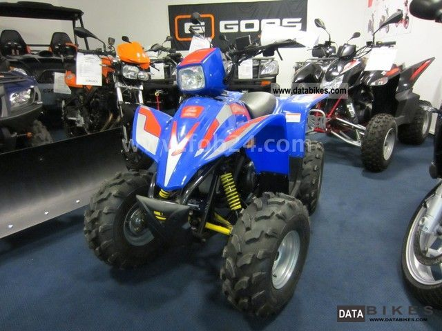 2012 Linhai  ATV 150 Motorcycle Quad photo