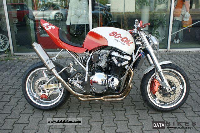 1987 Kawasaki  RAU RS 1100 Motorcycle Streetfighter photo