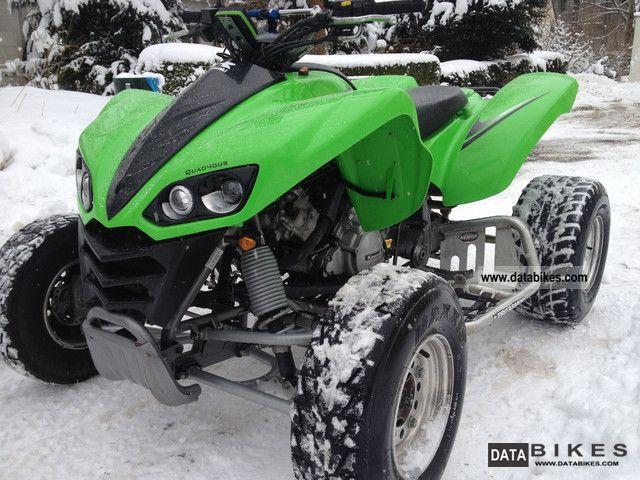 2007 Kawasaki KFX 700 High Performance chis wide high value