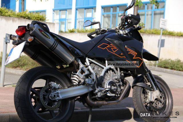 2005 KTM  950 Motorcycle Super Moto photo