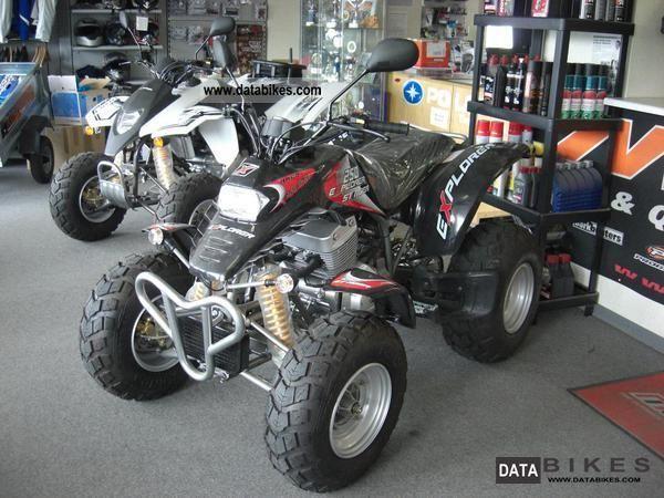 2011 Explorer  Stinger 250R Motorcycle Quad photo