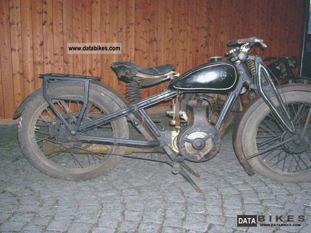DKW  Blood blister / Luxury 200 1929 Vintage, Classic and Old Bikes photo