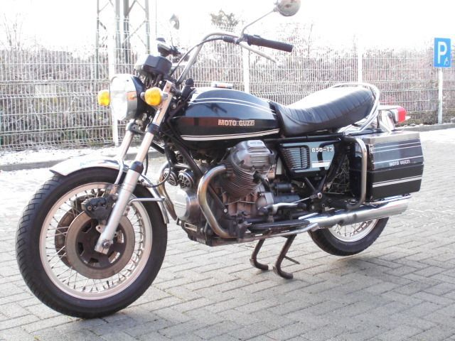 Moto Guzzi  T3 California 1976 Vintage, Classic and Old Bikes photo