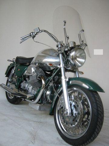 1985 Moto Guzzi  Cruiser \ Motorcycle Chopper/Cruiser photo