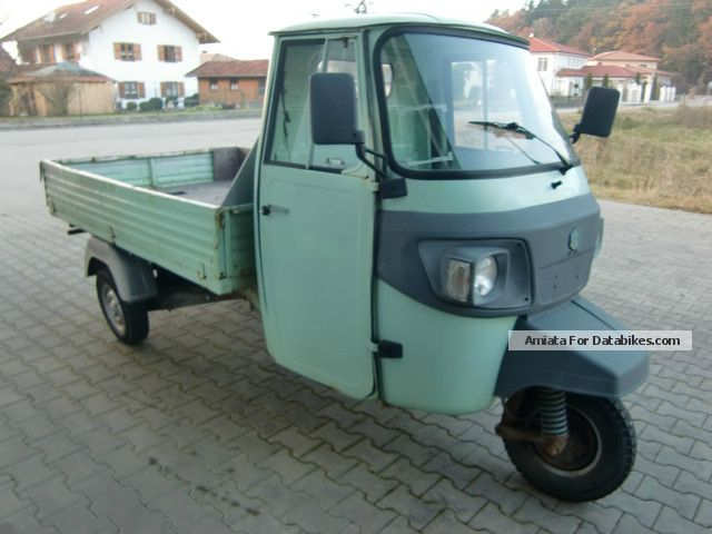 2007 Piaggio  APE Classic Diesel Motorcycle Other photo