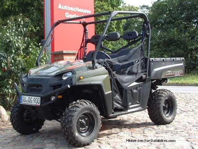 2012 Polaris  Ranger Diesel 900ccm FULL-SIZE Motorcycle Quad photo
