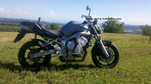 2007 WMI  Fz6 Motorcycle Sports/Super Sports Bike photo