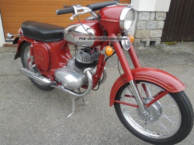 Jawa  350 Sport 1966 Vintage, Classic and Old Bikes photo