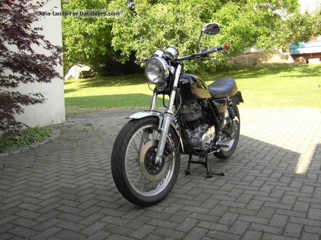 Yamaha  SR500 1978 Vintage, Classic and Old Bikes photo