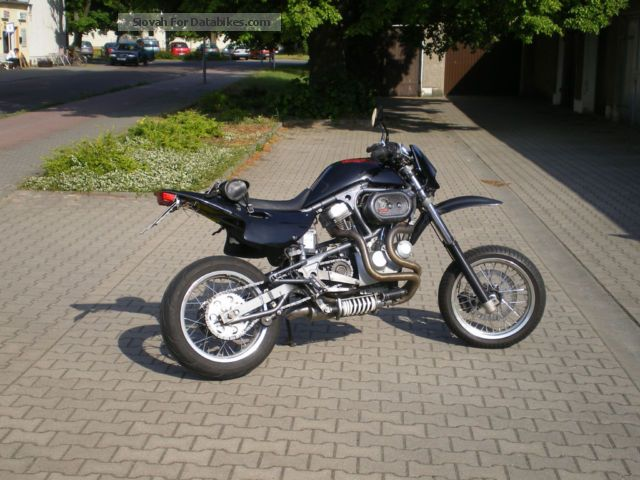 2001 Buell  s3 thunderbolt Motorcycle Streetfighter photo