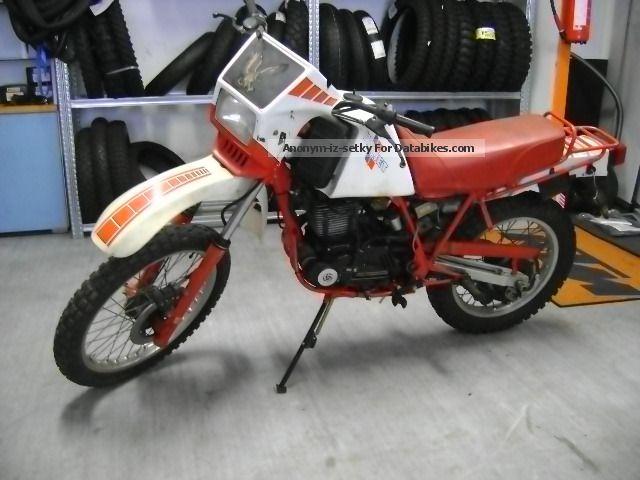 1983 Italjet  350 Motorcycle Enduro/Touring Enduro photo