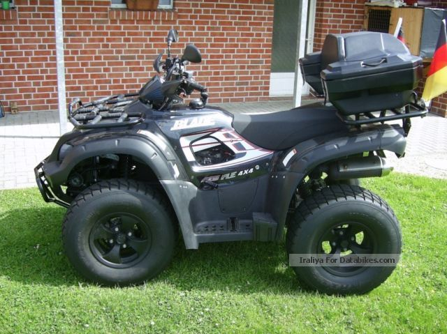 2009 tgb blade 4x4 atv edition. Black Bedroom Furniture Sets. Home Design Ideas