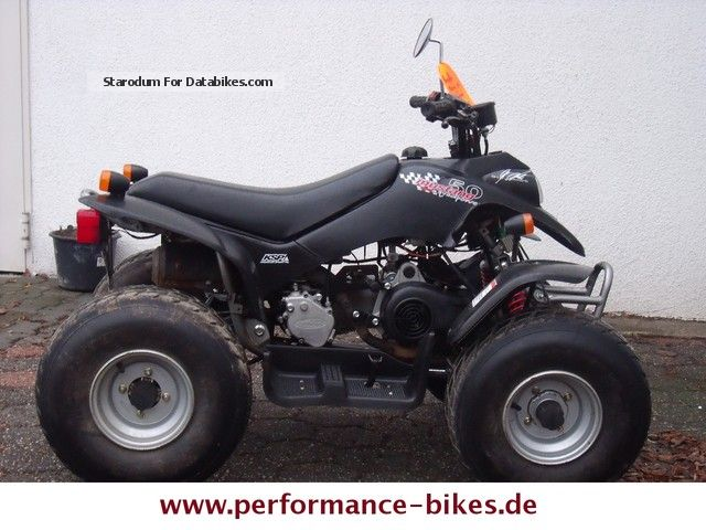 2010 Kreidler  Mustang 50 Motorcycle Quad photo
