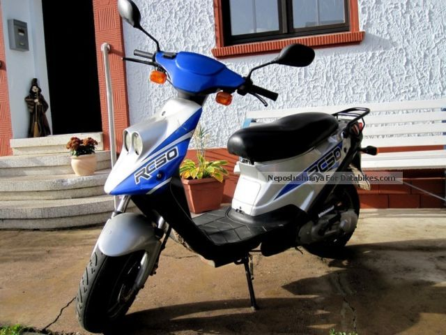 2004 Kreidler  RC 50 Motorcycle Motor-assisted Bicycle/Small Moped photo
