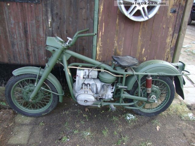 1997 Ural  650 Motorcycle Combination/Sidecar photo